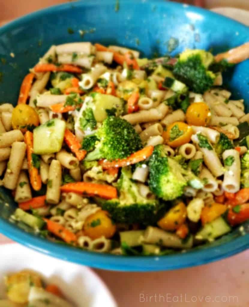 glutenfree pasta salad