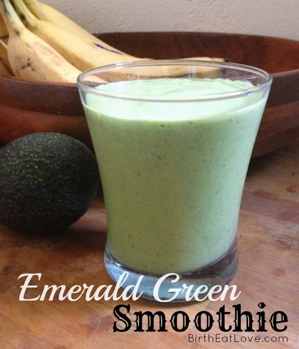 Emerald Green Smoothie