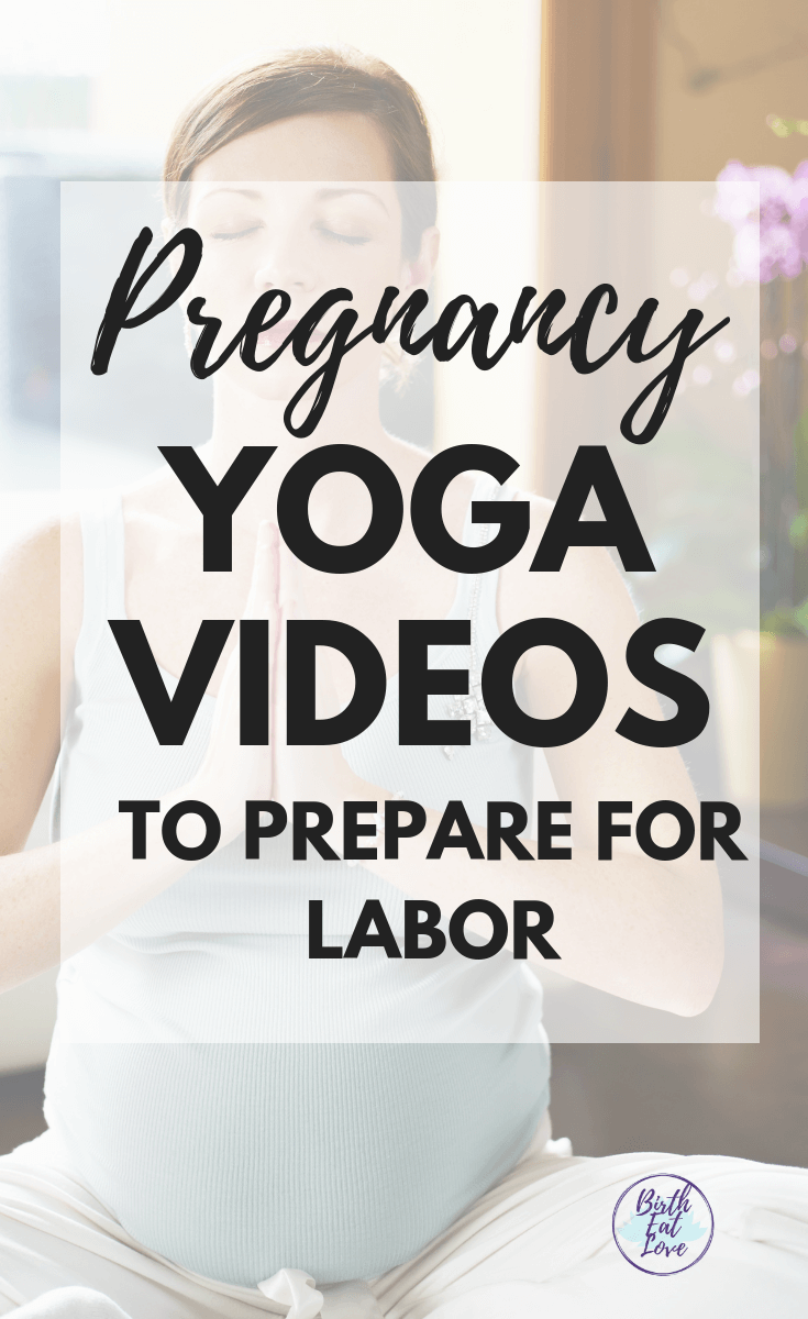 Fit Pregnancy Tip --->>> prepare for a natural delivery with these prenatal yoga videos. Pregnancy yoga for a normal delivery! Yoga for first to third trimester. #pregnancy #fitpregnancy #firsttimemom