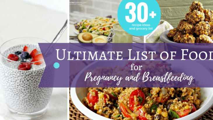 The ultimate list of food for pregnancy and breastfeeding birth check out this ultimate list of food for pregnancy and breastfeeding recipes for snacks forumfinder Images