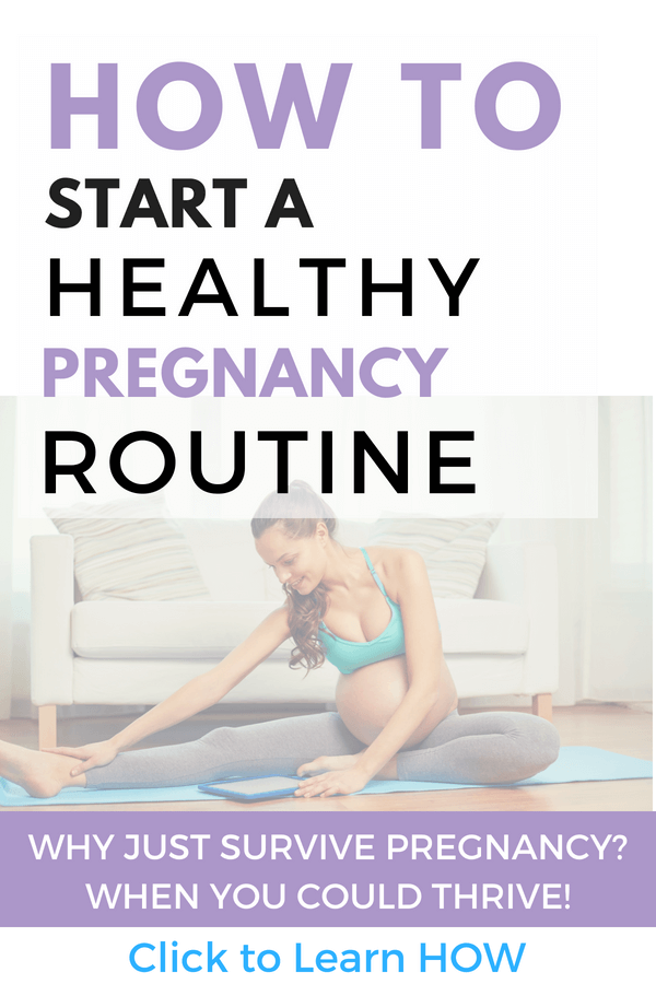 how to prepare your body for a healthy pregnancy