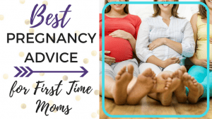 The best pregnancy advice comes from Moms! Read on to learn priceless pregnancy advice and tips for an easier pregnancy and a positive birth experience.