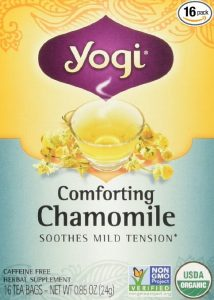 chamomile tea pregnancy