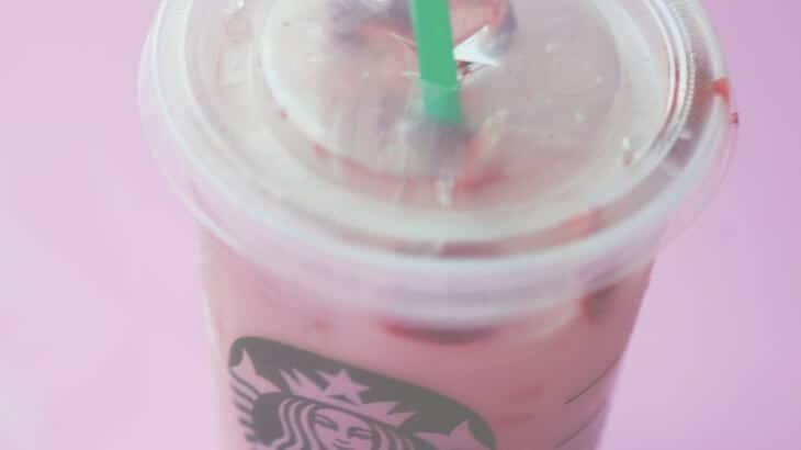 healthy pregnancy drink from Starbucks