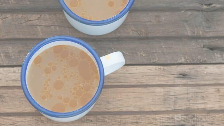 Healthy drinks for pregnancy - bone broth