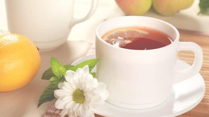 Pregnancy drink - herbal tea