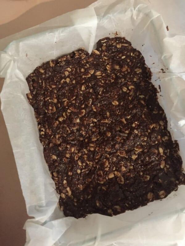 lactation granola bars